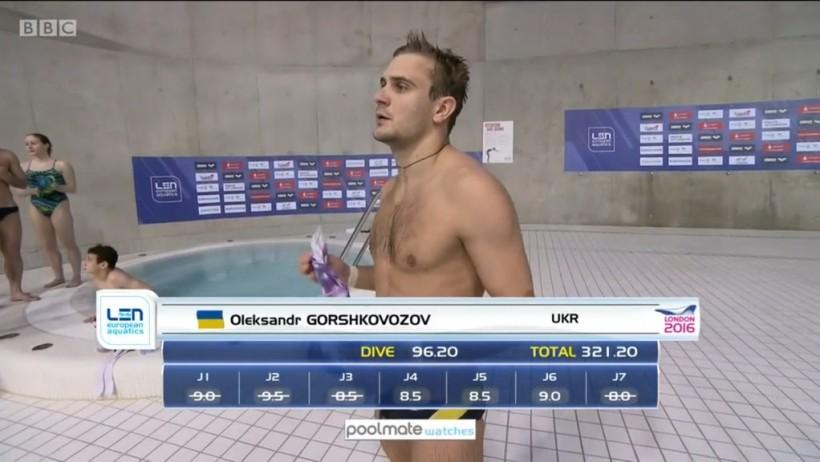 Oleksandr Gorshkovozov