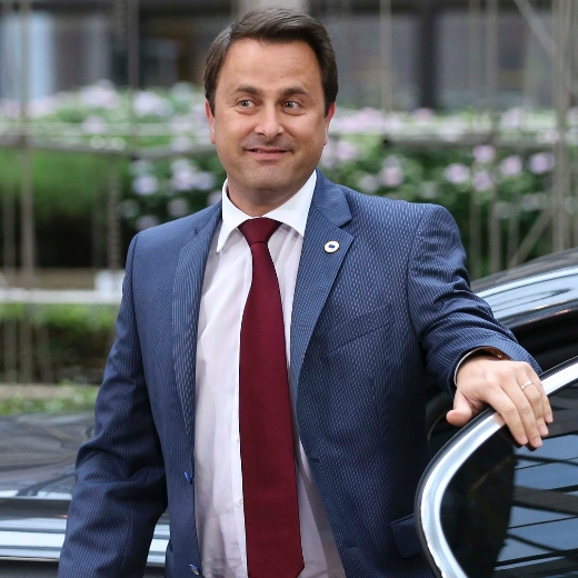 Luxembourg's PM Bettel arrives at an informal summit of European Union leaders in Brussels