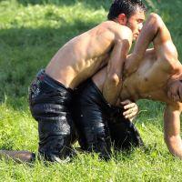 Мазни борби - това изобщо (не) е гей!