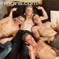 William Higgins – вдъхновяващата история на човека зад един от най-успешните гей порно сайтове.